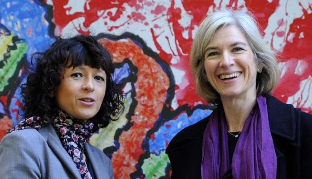 Nobel Kimya Ödülü 'genetik makasları' keşfeden iki kadın bilim insanına verildi