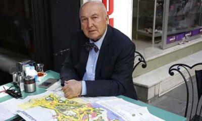 Prof. Dr. Övgün Ahmet Ercan, İzmir depreminin ardından konuştu: Sisam'daki depremin artçıları