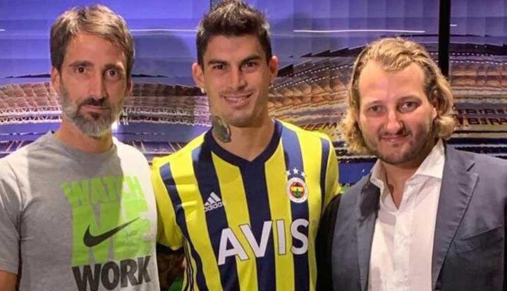 Transferin son gününde Fenerbahçe'den bir bomba daha: Roma'dan Diego Perotti'yi kadrosuna kattı