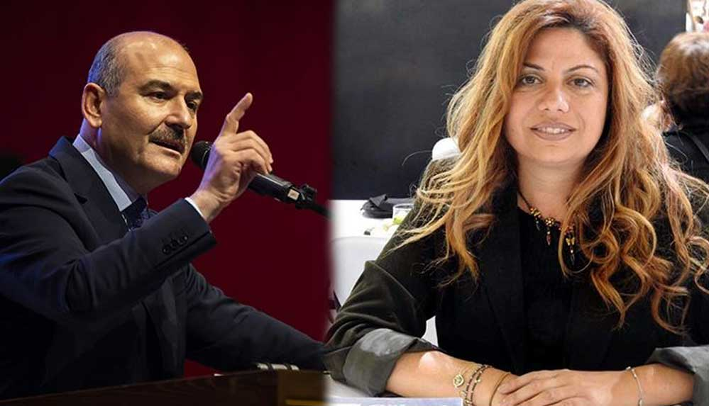 """Zeynep Altıok, Süleyman Soylu'nun """"Kerbela"""" benzetmesine """"Sivas"""" üzerinden yanıt verdi"""