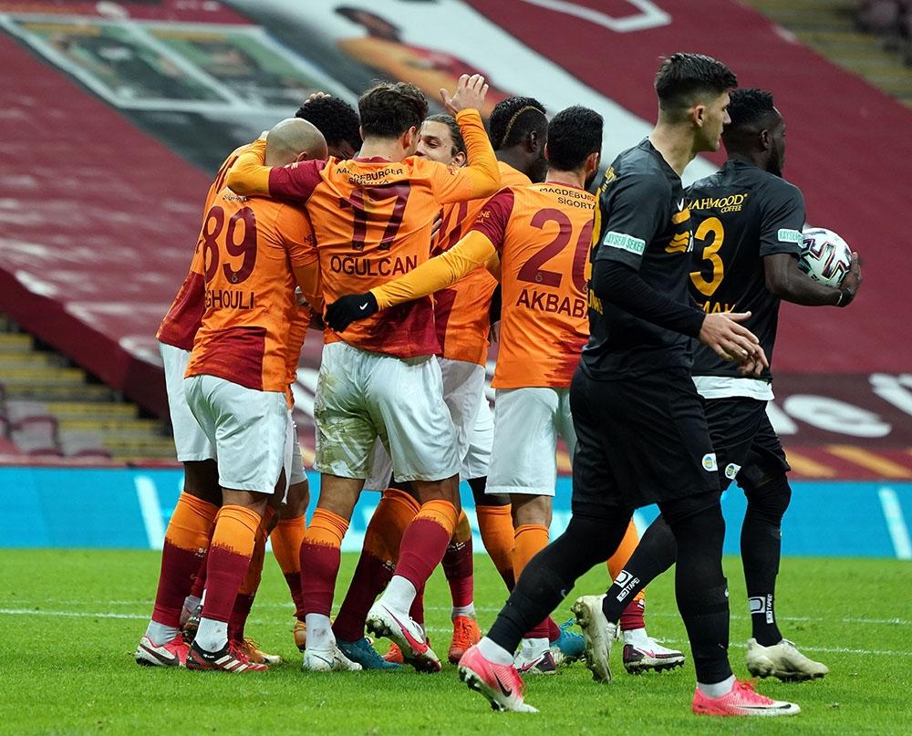 Galatasaray'ın Avrupa'daki rakipleri belli olmaya başladı