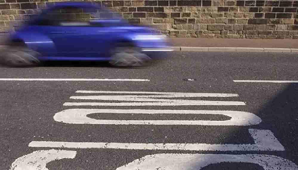 1377 kilometrelik hız cezası yiyen kişi şaşkına döndü