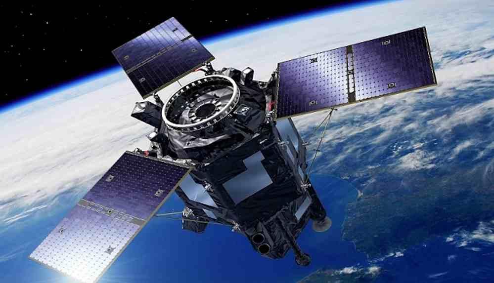 200 milyon euroluk uydu gökyüzünde kayboldu