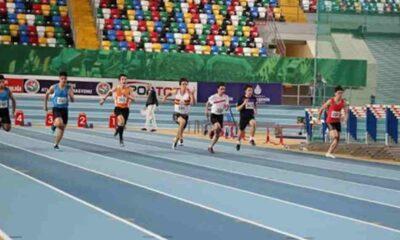 2023 Avrupa Salon Atletizm Şampiyonası İstanbul'da düzenlenecek