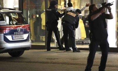 4 kişinin öldüğü Viyana'daki terör saldırısını IŞİD üstlendi