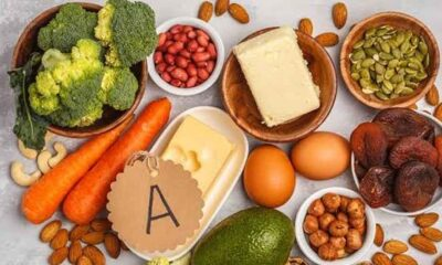 A vitamini nedir? A vitamini hangi besinlerde bulunur?