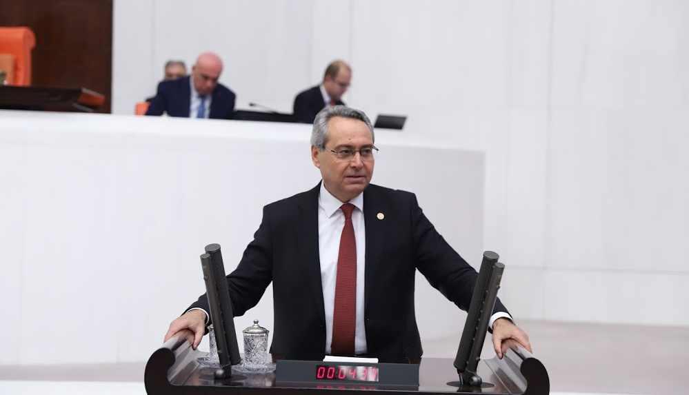 """""""Siyasi iktidar sessiz kaldıkça, Antalya ve Kaş'ın doğası talan edilmeye devam ediliyor"""""""