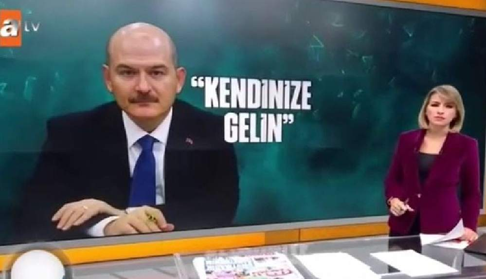 ATV hükümeti eleştirdi: Dile kolay!