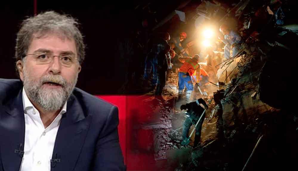 Ahmet Hakan: Tarikatları, cübbelileri, cemaatleri neden deprem bölgesinde göremiyoruz?