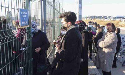 Akıncı Üssü davasında sanıklar mahkeme heyetine tepki gösterdi