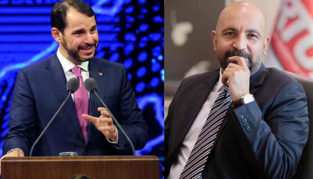"""""""Albayrak'ın istifası bin 775 radyo ve televizyon kanalı ise 24 saat boyunca bu istifayı halktan ve Türkiye'den gizledi"""""""