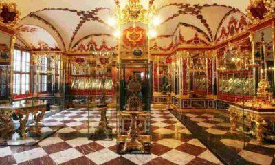 Almanya'da 1 milyar Euro'luk müze soygununa ilişkin 3 kişi gözaltına alındı