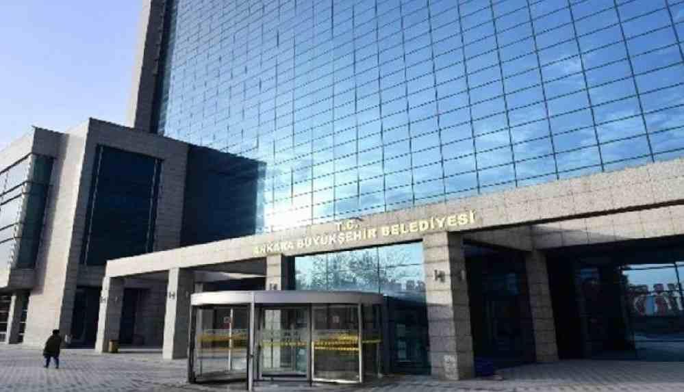 Ankara Büyükşehir Belediyesi'nde koronavirüs vaka sayısı 1312'ye yükseldi