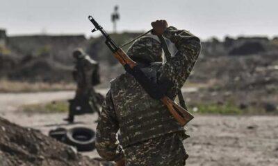 Azerbaycan: Ermenistan ordusu, Dağlık Karabağ'da bazı bölgelerde kayıplar verip geri çekildi