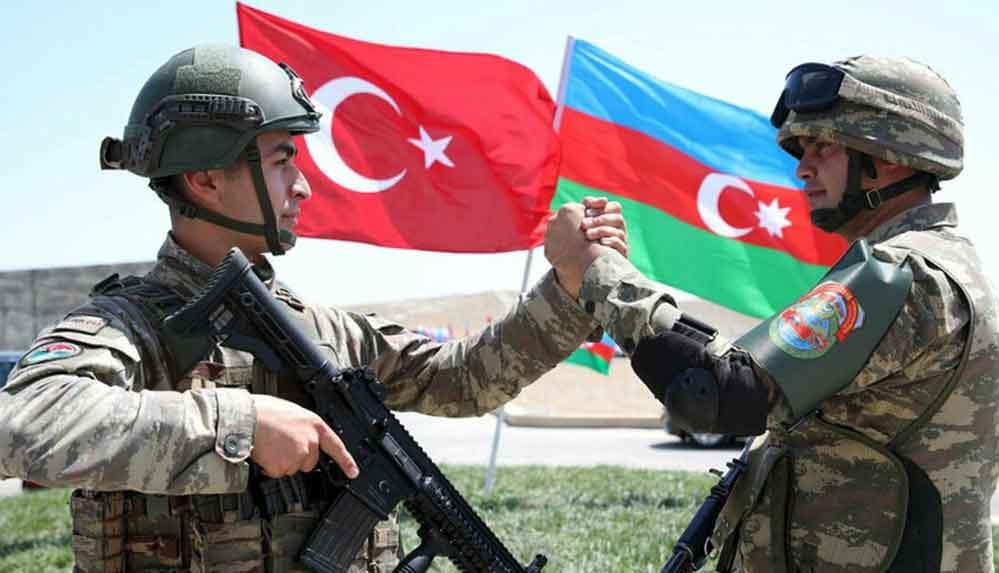 Azerbaycan'a asker gönderilmesine ilişkin tezkere kabul edildi