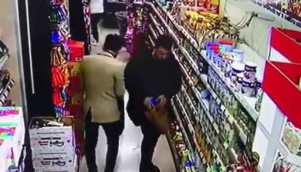 Bebek maması hırsızlığından gözaltına alındılar