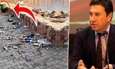 Belediye başkanında çöp isyanı