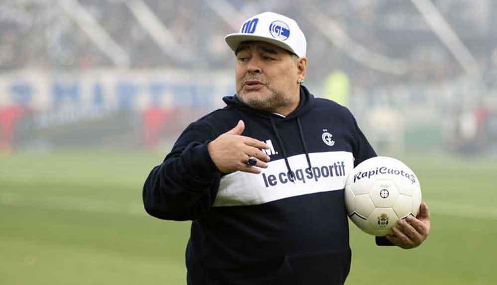 Beyin damarlarında zedelenme oluşan Diego Maradona acil olarak ameliyat olacak