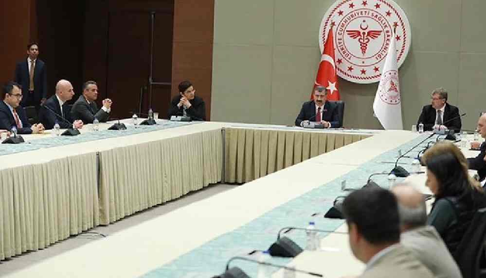 """Bilim Kurulu üyelerinden Erdoğan'a """"sorumlusu onlar"""" sitemi"""