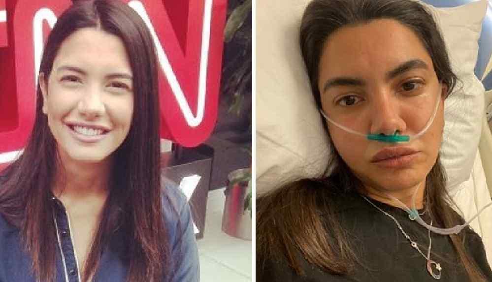 CNN Türk muhabiri koronavirüse yakalandı: 'Özel hastanelerde bile yer bulmakta zorlandım'