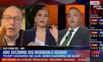"""CNN Türk'te gergin tartışma: """"Sen aptal, şapşal bir adamın tekisin"""""""