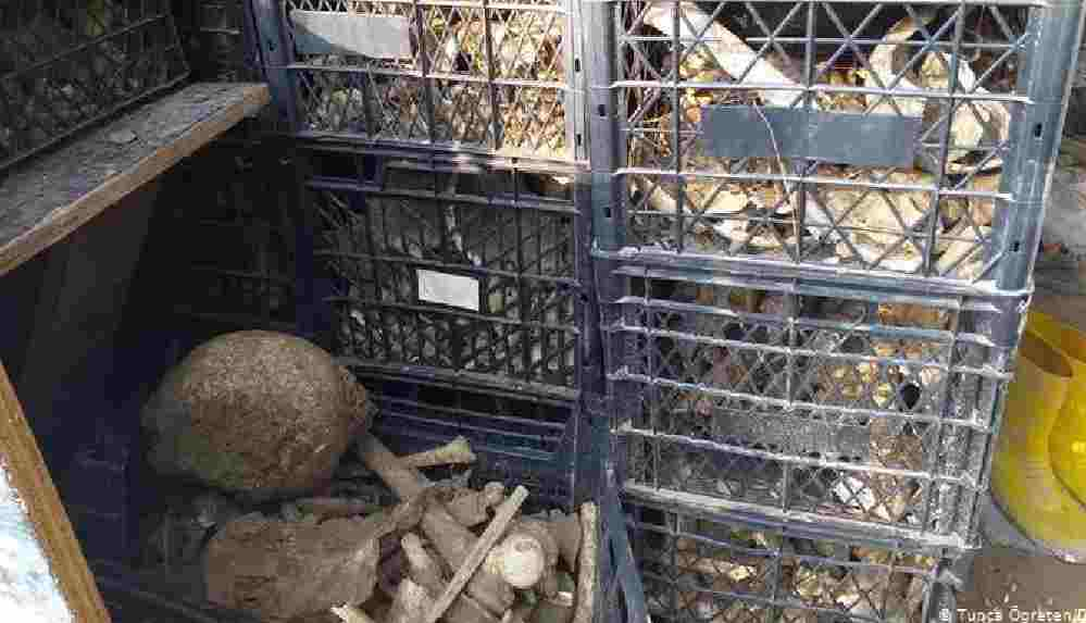 Çanakkale şehitliğinde kemikler tahrip edildi iddiası