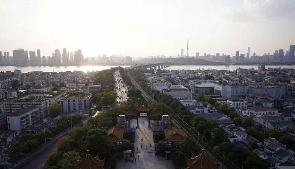 Çin'den turizm kampanyası: Wuhan'da buluşalım