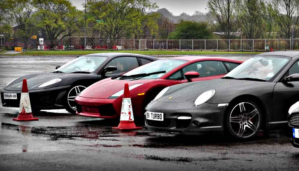 Corona yardımıyla Porsche ve Lamborghini aldılar