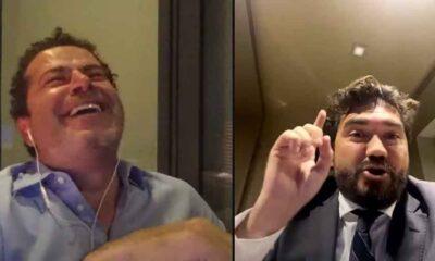 Cüneyt Özdemir ile Rasim Ozan Kütahyalı arasında canlı yayında 'kafan güzel' tartışması!