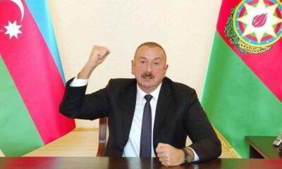 İlham Aliyev: Gözünüz aydın, biz Karabağ'a geri dönüyoruz