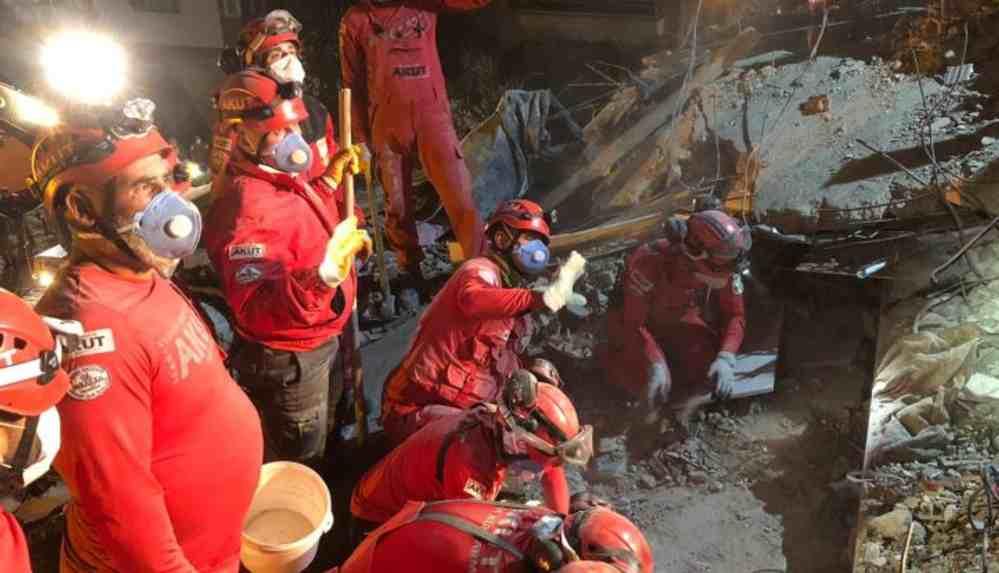 Depremde görev alan AKUT ekip lideri en zor anı anlattı