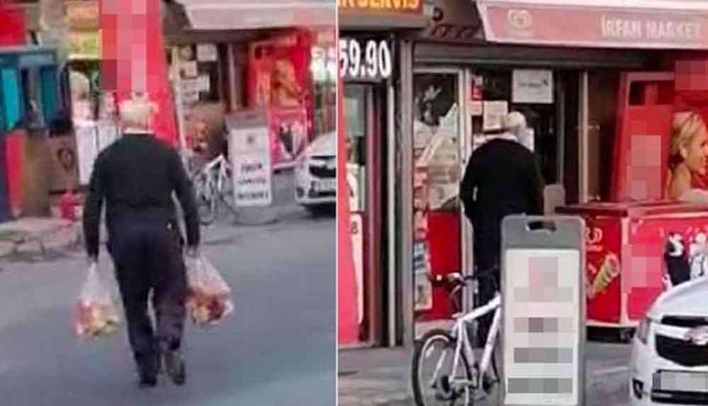 Depremzedeler için dağıtılan yardımları marketinde sattığı iddia edilen bir kişi daha gözaltına alındı