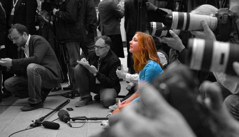 Dünya genelinde kadın gazetecilere yönelik saldırılar arttı