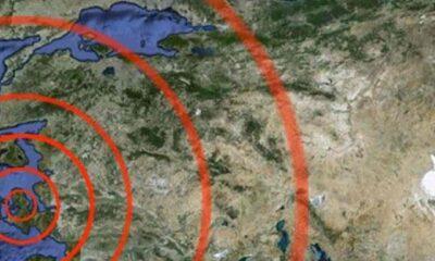 Ege'de bir ayda 4 bin 175 artçı sarsıntı kaydedildi