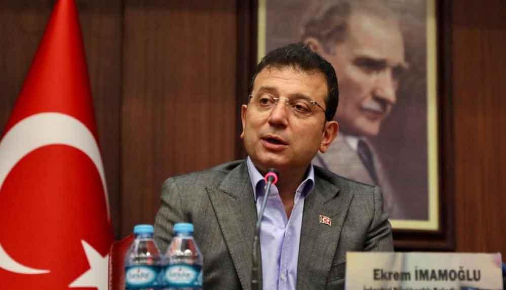 İmamoğlu: Yıllardır İstanbul'un birçok noktasında kanalizasyon doğrudan denize veriliyormuş