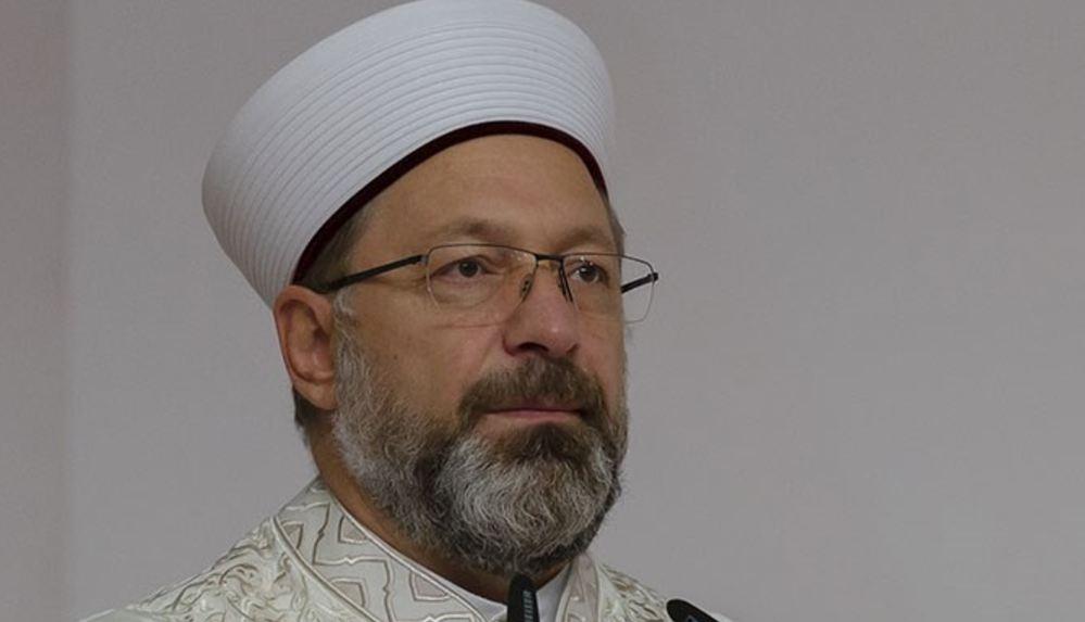 Erbaş'tan imamlara: Sosyal medyayı bıkmadan usanmadan kullanın