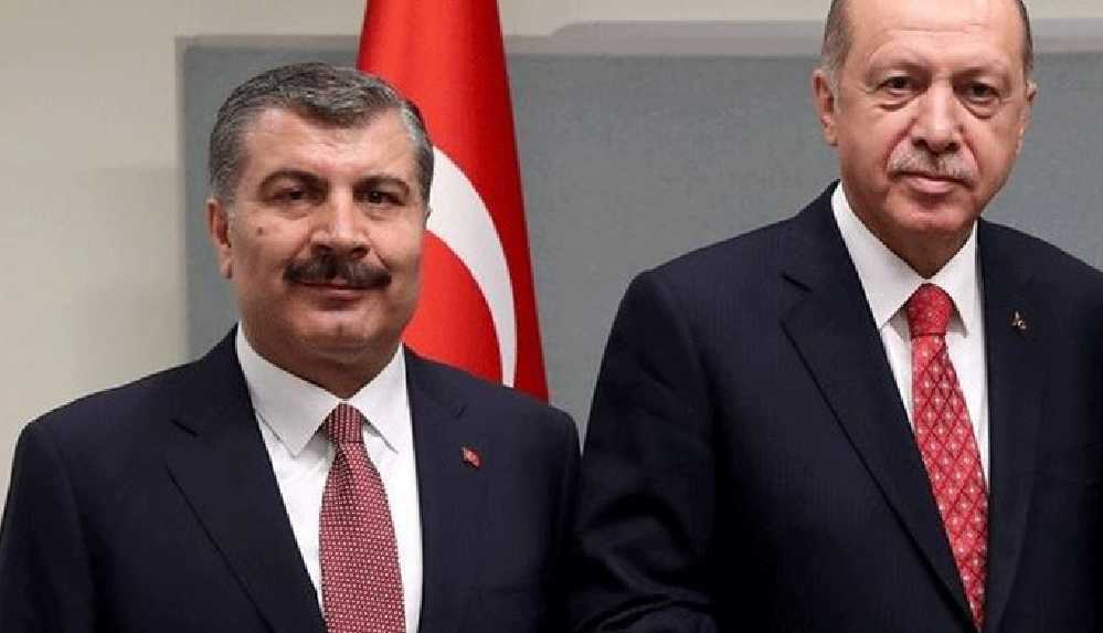 Erdoğan ve Sağlık Bakanı'na 'vaka sayılarını sakladıkları' gerekçesiyle suç duyurusunda bulunuldu