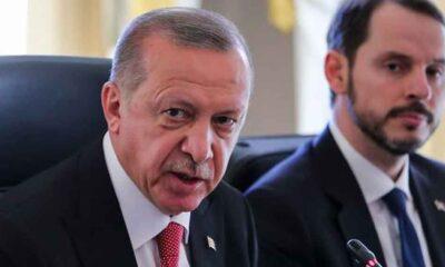 Erdoğan'dan üç ay sonra ilk 'Berat Albayrak' açıklaması