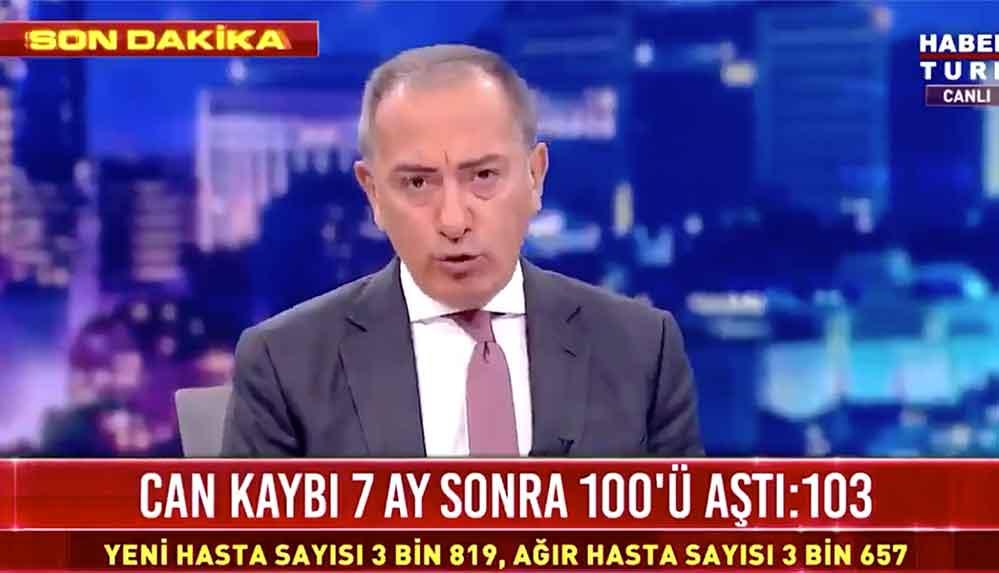 Fatih Altaylı: Bu inandırıcı olmayan tabloyla devletimiz kimi kandırmak istiyor?