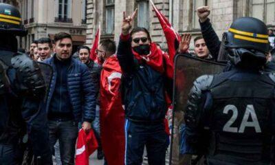 Fransa, Ülkü Ocakları'nın ülkedeki faaliyetlerini yasaklıyor