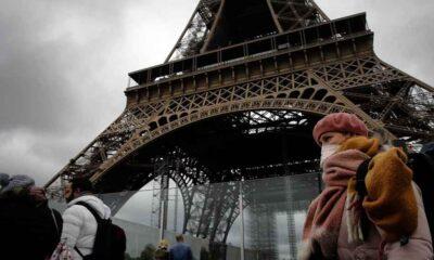 Fransa'da son 24 saatte 12 bin 532 Kovid-19 vakası tespit edildi