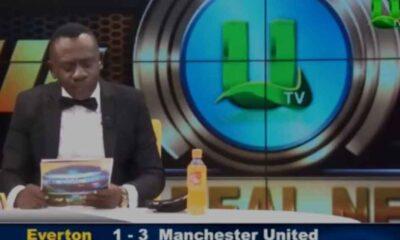 Ganalı spikerin İngilizce ve İngiltere Premier Lig ile imtihanı