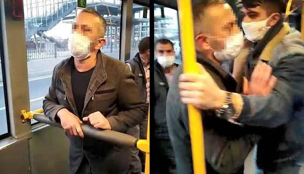 Halk otobüsünde kadınlara bakarak mastürbasyon yapan Mustafa Ç. tutuklandı