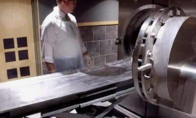 Hollanda'da cesetler eritilerek biyogaz veya gübreye dönüştürülebilecek