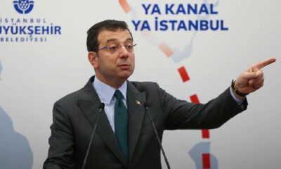 İmamoğlu'ndan 'Kanal İstanbul'u inadına yapacağız' diyen Erdoğan'a yanıt: İstanbul 1'den büyüktür, nokta