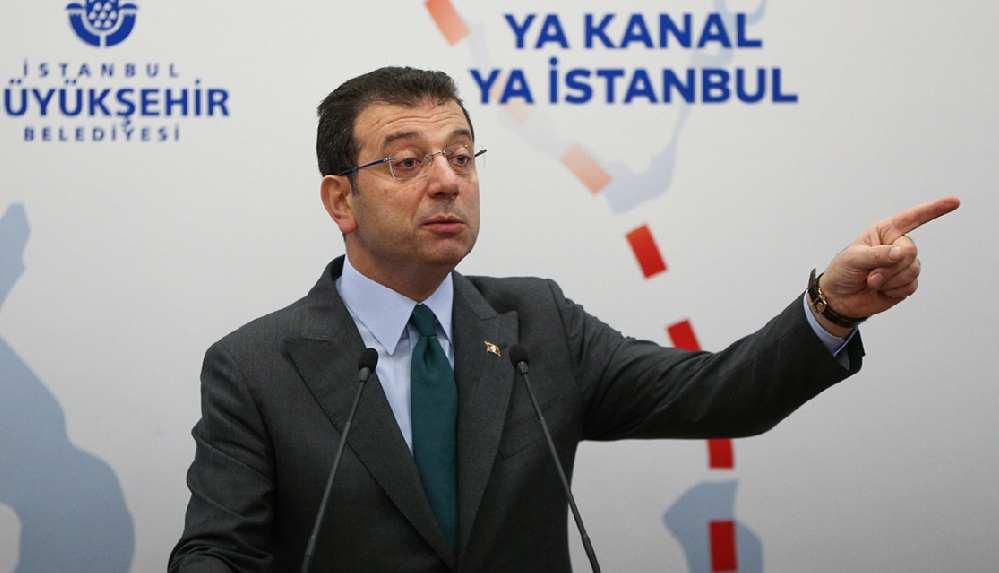 SON DAKİKA... İçişleri Bakanlığı'ndan Ekrem İmamoğlu açıklaması