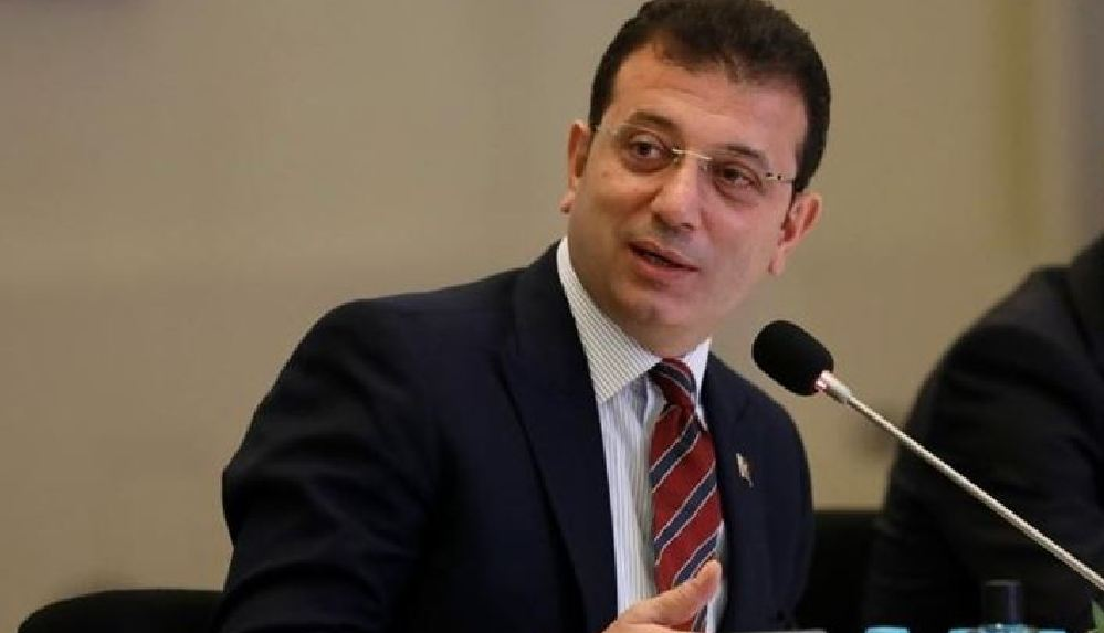 İBB Başkanı İmamoğlu'ndan 'Kanal İstanbul' açıklamalarına tepki!