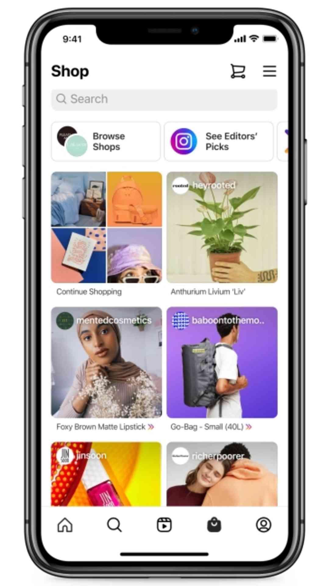 Instagram ana ekranı değişiyor!
