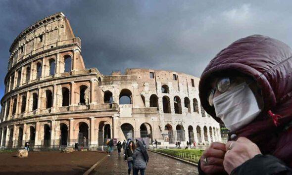 İtalya'da son 24 saatte Kovid-19 nedeniyle 342 kişi hayatını kaybetti
