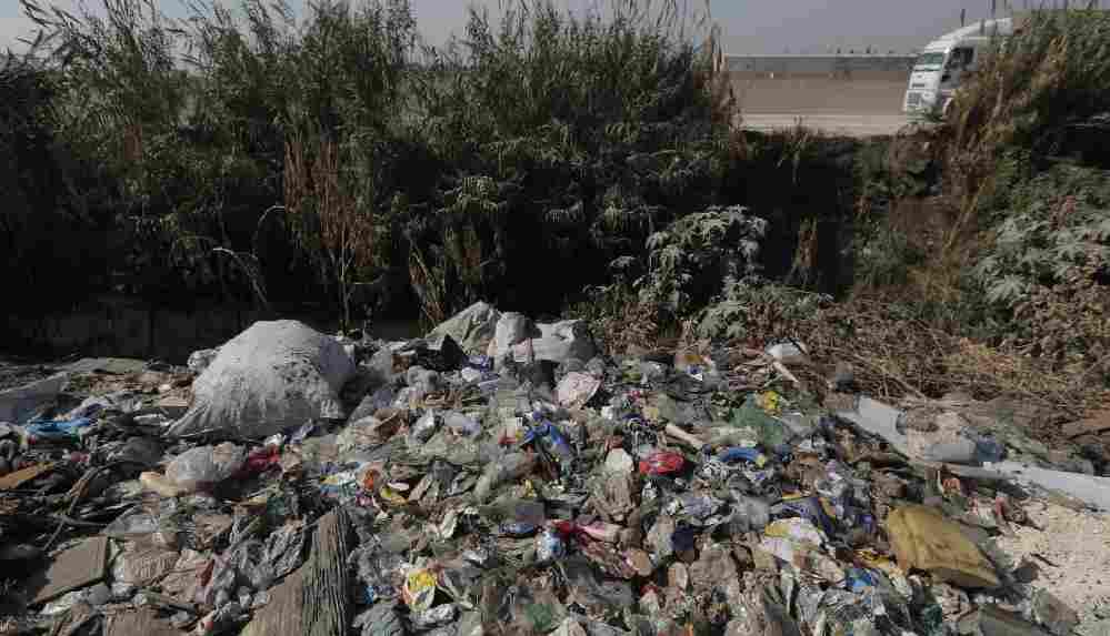 İthal plastik atıklar Adana'nın hem havasını hem suyunu zehirliyor